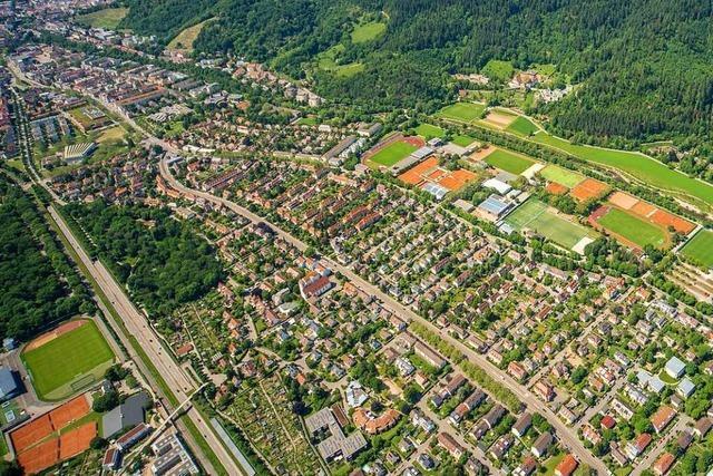 Freiburg-Waldsee soll ein klimaneutrales Vorzeigequartier werden