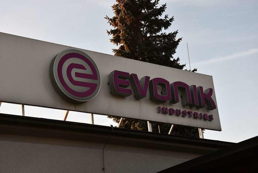 Der Evonik-Standort in Rheinfelden  | Foto: Heinz und Monika Vollmar