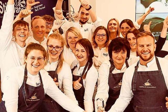Reisebüro mit Café in Weil am Rhein von Fachzeitschrift ausgezeichnet