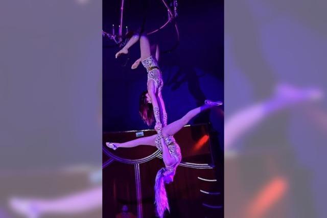 Zirkus Lamberti in Malterdingen