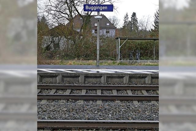 Mehr Züge für Buggingen