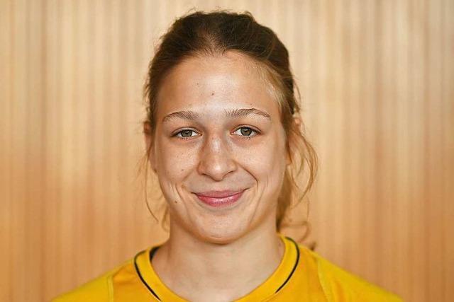 Ellen Riesterer aus Freiburg und Aline Rotter-Focken kämpfen um Bronze bei der EM