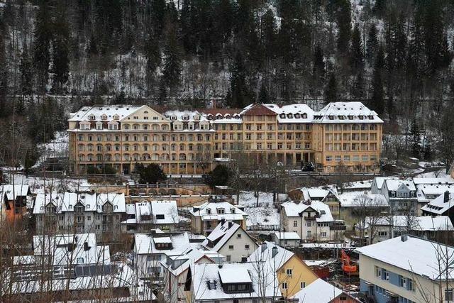 Klinik St. Blasien soll nach Waldkirch verlagert werden