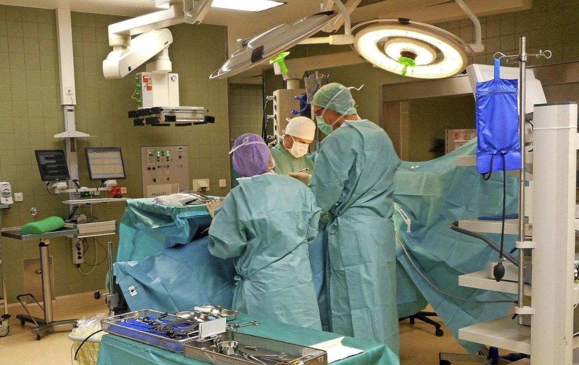 Die medizinische Versorgung soll laut ... also in der Regie des Ortenaukreises.  | Foto: Ortenau-Klinikum