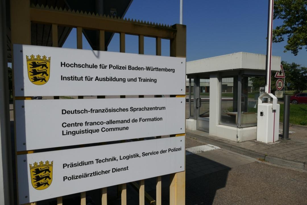 Die Hochschule für Polizei in Lahr  | Foto: Christian Kramberrg