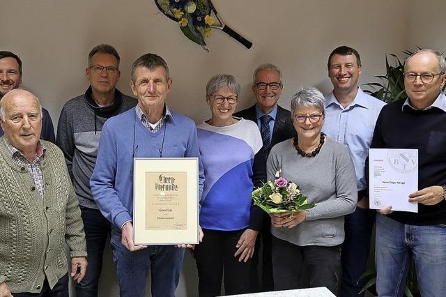 Für den TC Wasenweiler beginnt eine neue Ära