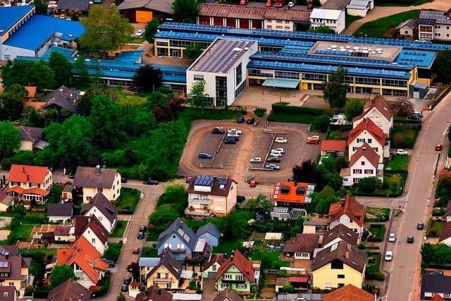 Die neue Sporthalle in Ettenheim kommt erst nach 2024