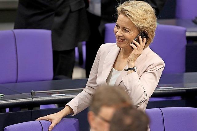 SPD will Lehren aus von der Leyens Handy-Affäre ziehen