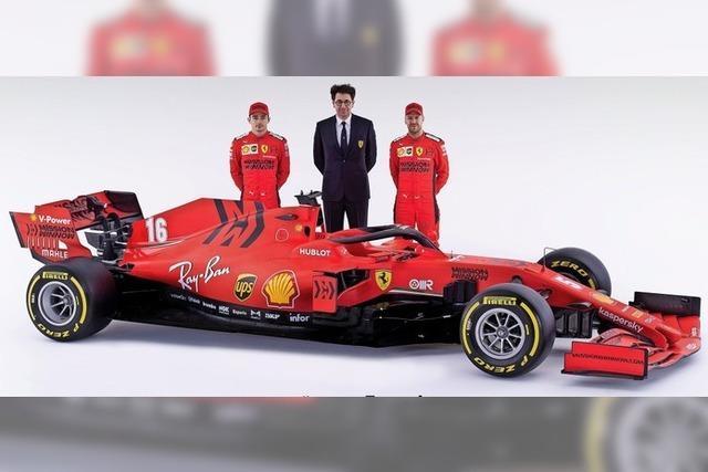 Keine Vorfahrt für Vettel