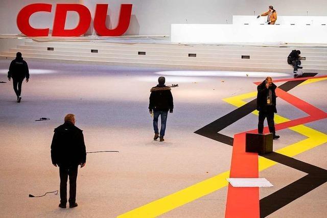 Richtungsdebatte in der CDU bricht los