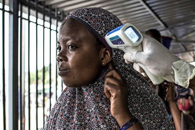 Weniger neue Ebola-Fälle im Kongo