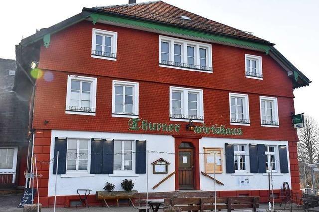 Thurner Wirtshaus steht nach Sanierung vor der Wiedereröffnung