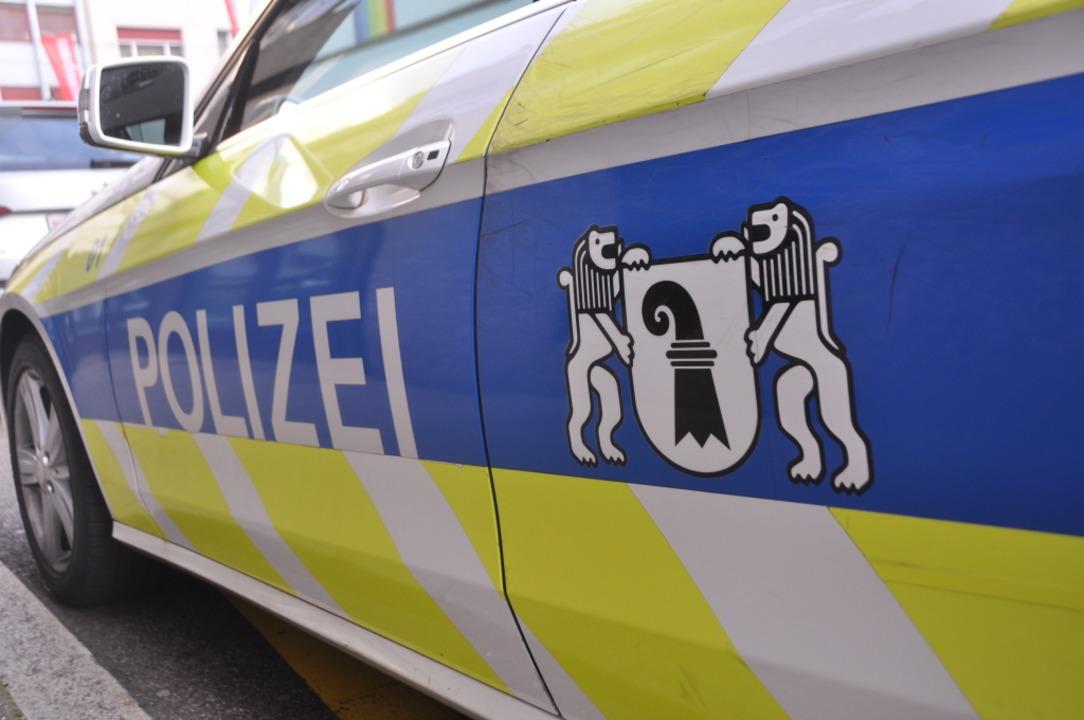 Ein Verdächtiger hat sich der Polizei gestellt (Symbolbild).  | Foto: Daniel Gramespacher