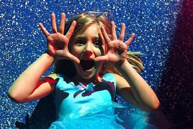 Kinder-Fastnachtsparty im Familienfreizeitpark Funny-World