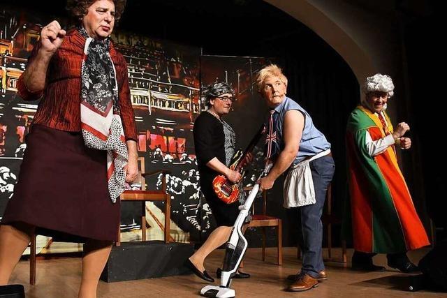Fotos: Umjubelte Zunftabendpremiere in Lörrach