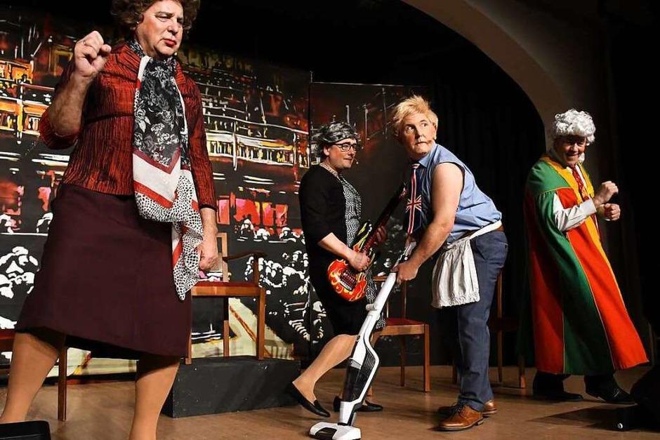 """""""I want to break free"""" von Queen beim Affetheater (Foto: Barbara Ruda)"""