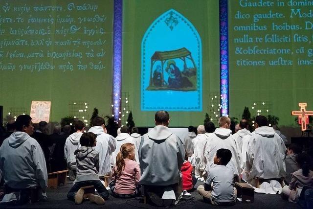 Seit 35 Jahren finden in Schopfheim jeden Mittwoch Taizé-Andachten statt
