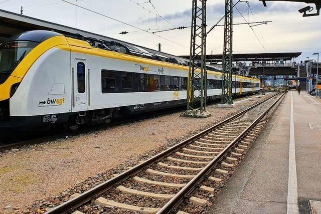 Fahrgastbeirat erhält Beschwerde-E-Mails von Bahnkunden aus dem Dreisamtal und Hochschwarzwald