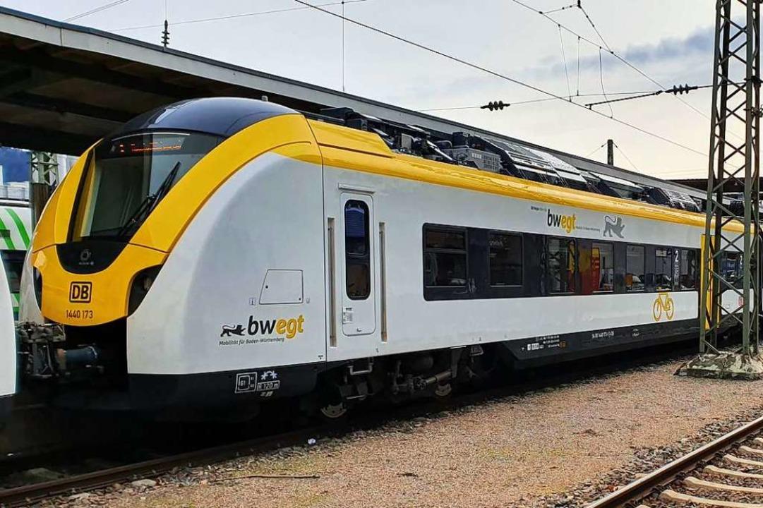Sorgt für Beschwerde-Mails: Die Breisgau S-Bahn  | Foto: Sebastian Wolfrum