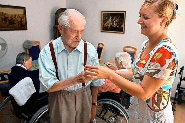 Heimleiter beklagen Mängel bei der Kurzzeitpflege