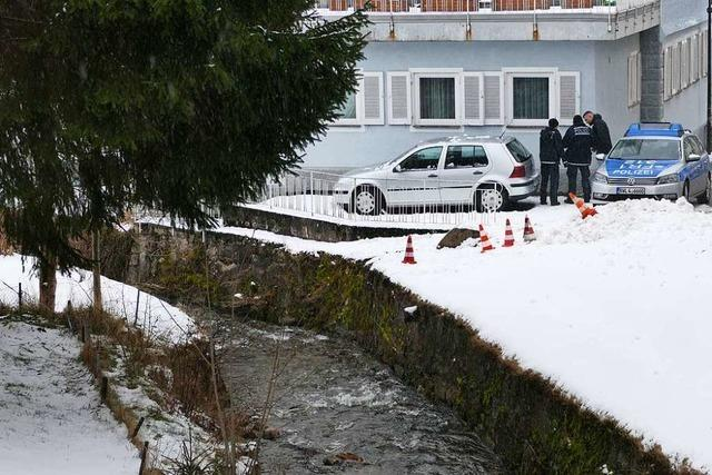 Leiche im Reichenbach gefunden – kein Hinweis auf Fremdverschulden