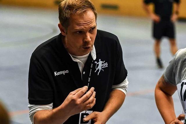 Dreiland-Coach Christian Weber: