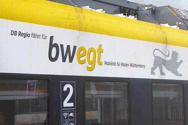 Bahnstrecke zwischen Neustadt und Donaueschingen wieder gesperrt