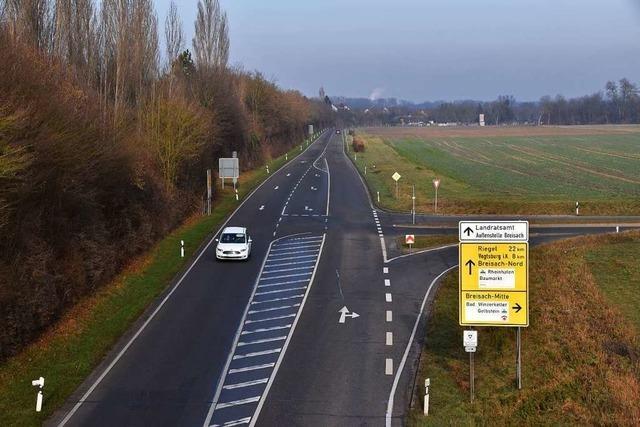 Breisach will Lärm für über 500 Einwohner reduzieren