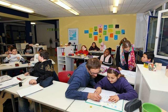 Marcher Gemeinschaftsschule stellt sich mit Tag des offenen Unterrichts vor