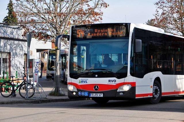 Das Schnellbus-Netz im Landkreis Lörrach wächst