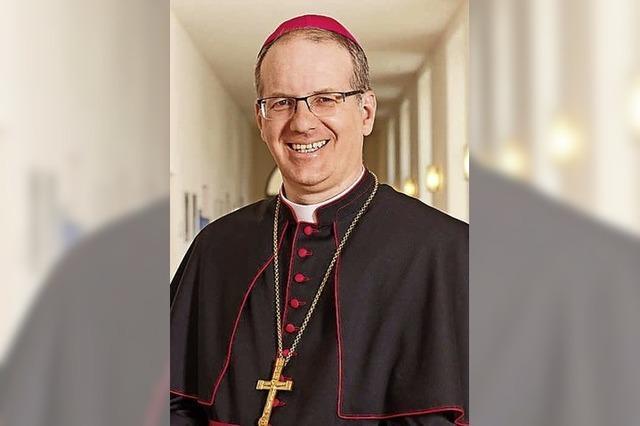 Bischof Würtz zelebriert beim Fridolinsfest