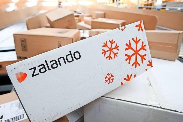 Gewerkschaft Verdi feiert Zalando-Betriebsrat in Lahr