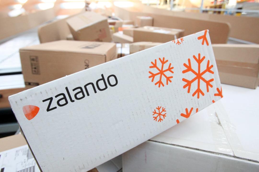 Bei Zalando in Lahr arbeiten 1300 Menschen (Symbolbild).  | Foto: Bodo Marks
