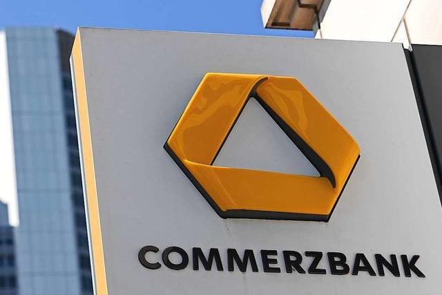 Commerzbank vor neuen Einschnitten