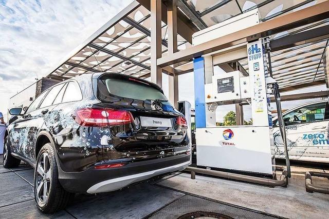 Wie Freiburg eine Wasserstoff-Tankstelle bekommen könnte