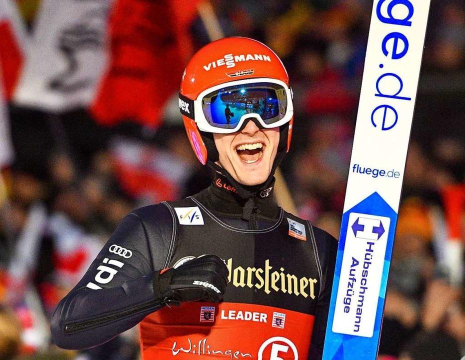 Auch die Reife spielt für Stephan Leyhe eine Rolle: Er ist jetzt 28 Jahre alt.  | Foto: SASCHA SCHUERMANN (AFP)