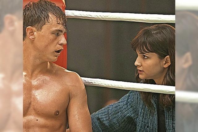 Schlossherrin liebt Boxer