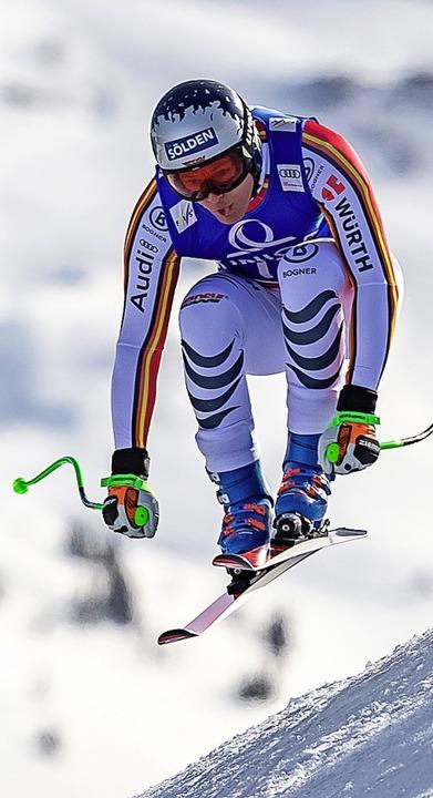 Thomas Dreßen  | Foto: JOHANN GRODER (AFP)