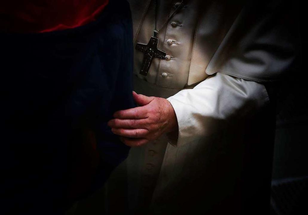 Papst Franziskus  | Foto: Evandro Inetti (dpa)