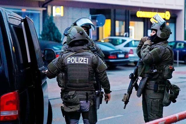 Blutiger Streit in Plochingen - ein Tatverdächtiger festgenommen