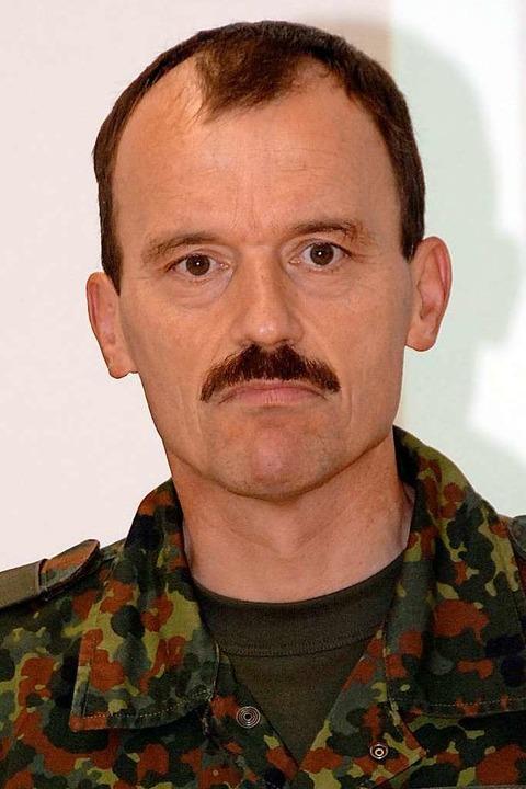 Andreas Berg im Jahr 2007  | Foto: Volker Münch