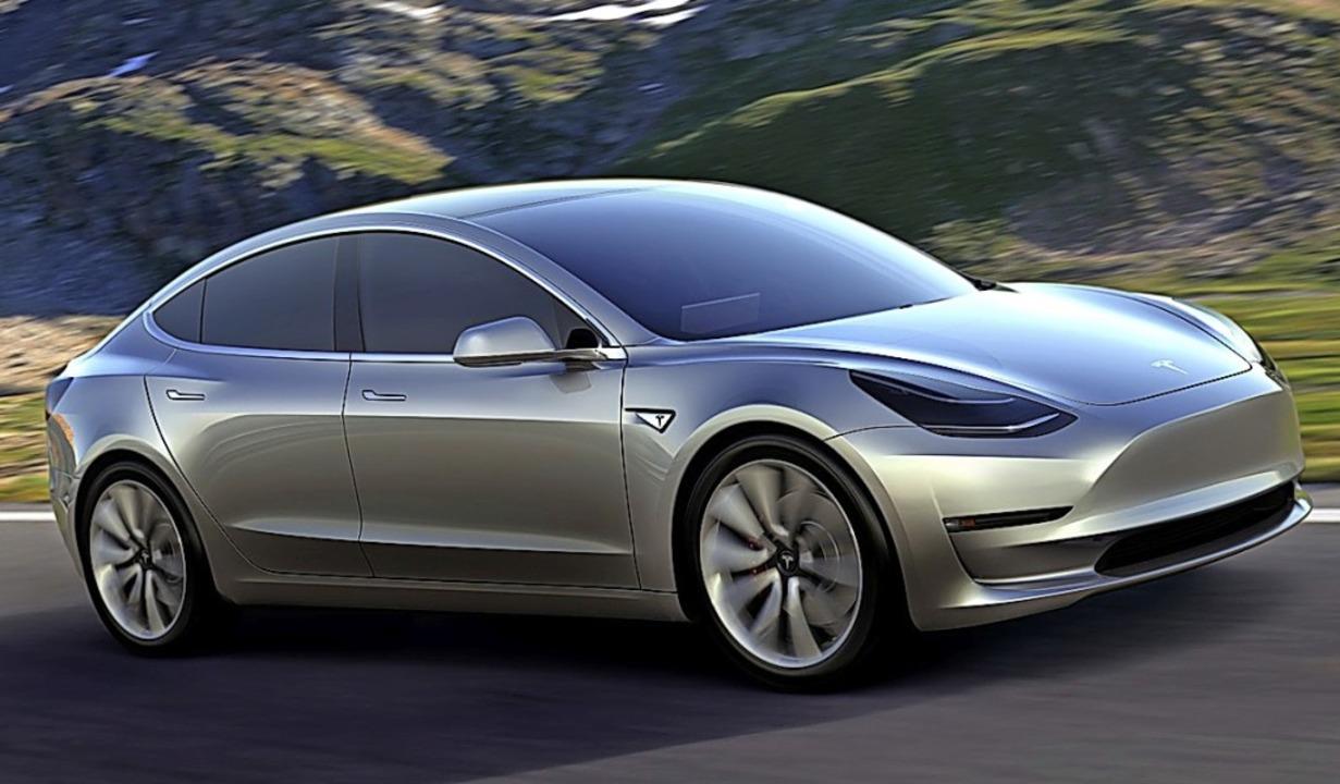 Tesla bietet mit dem Dual Drive bereit...st dieser Antrieb optional erhältlich.    Foto: Tesla