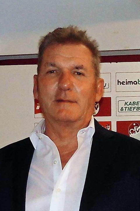 Uwe Hoffmann  | Foto: Dierk Knechtel