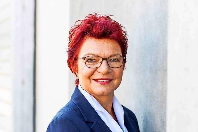 Freiburger SPD-Landtagsabgeordnete Gabi Rolland will 2021 wieder antreten