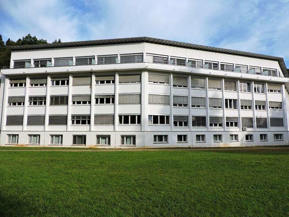 Das Waldkircher Krankenhaus wurde zum ...usbau mit dem Schwerpunkt Pneumologie.  | Foto: Sylvia Sredniawa