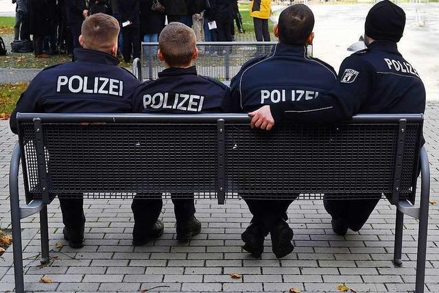 Ausbildungsleiter der Polizei: