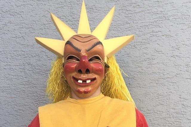 Lachender Kerl, knausrige Frau – die Häser der Sternenzinken Schopfheim