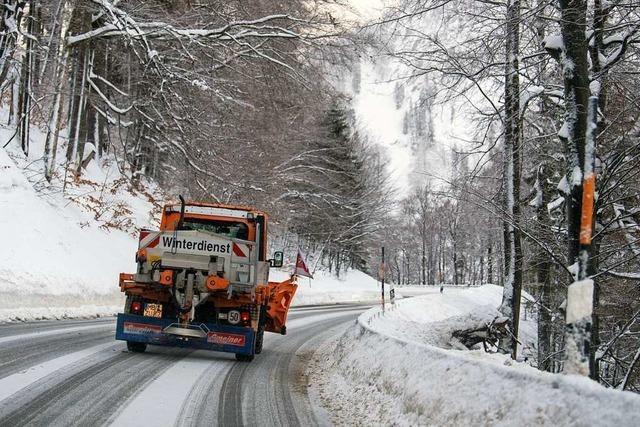 Lauer Winter schont Kassen der Gemeinden auf dem Hotzenwald