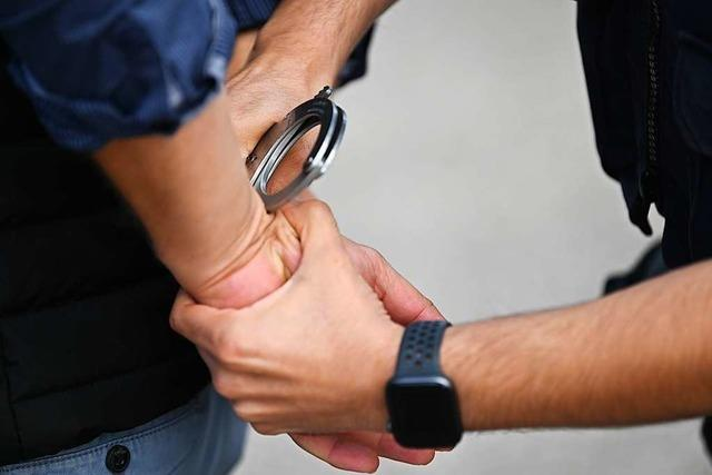 Bundespolizei stellt flüchtigen Mann in Lörrach