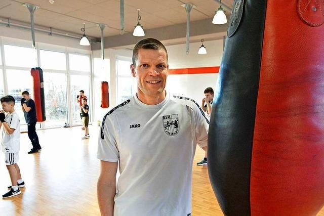 Freiburger Box-Sport-Vereinigung bezieht neue Räume auf dem Güterbahnhof-Areal
